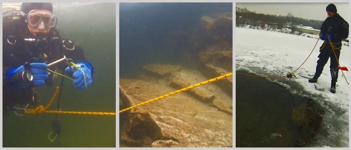 nurkowanie podlodowe jak nurkować pod lodem