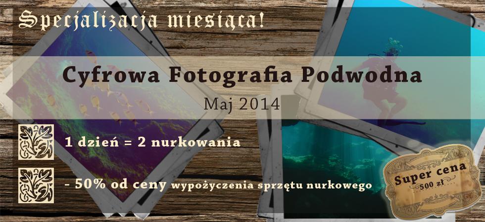 fotografia podwodna specjalizacja maj