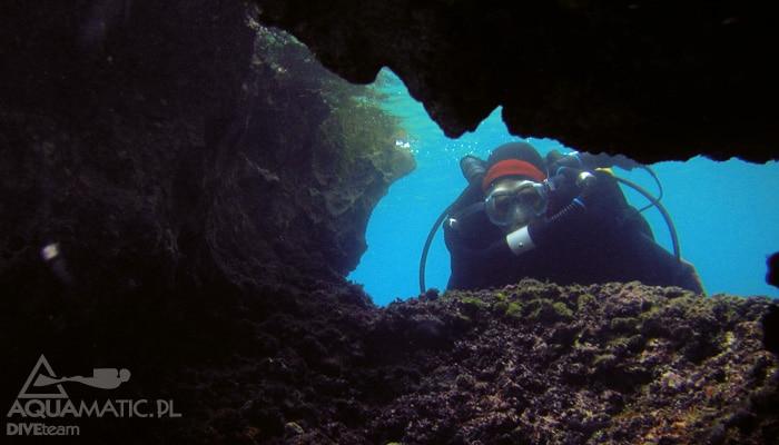metajna 2 nurkowanie