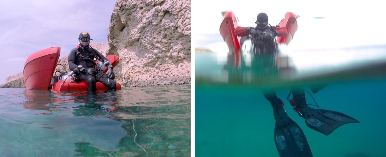 nurkowanie chorwacja pag lodz nurkowanie z lodzi aquamatic pionermulti 2