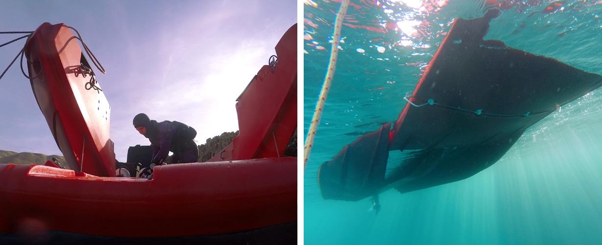 nurkowanie chorwacja pag lodz nurkowanie z lodzi aquamatic pionermulti 3