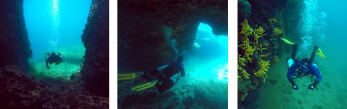 chorwacja nurkowanie wyjazd nurkowy owd pod woda metajna pag