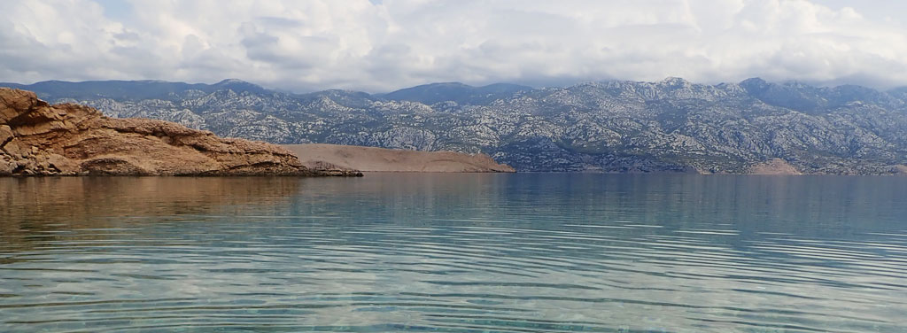 Baza nurkowa - Chorwacja wyspa Pag