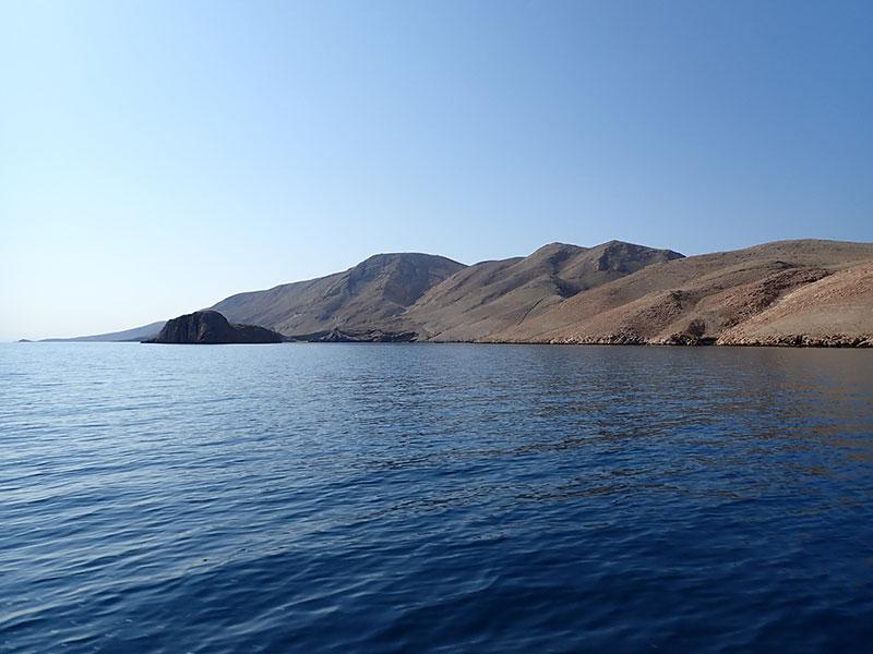 Wyspa Pag - Chorwacja