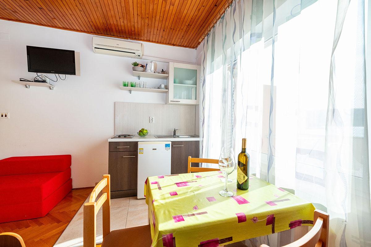 Pokój 6 - Apartamenty Chorwacja